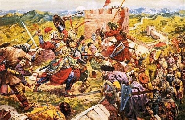 5 Mongol Empire