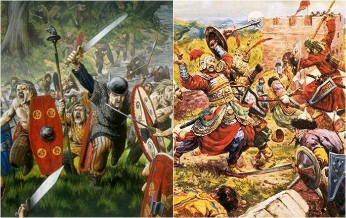 นักรบ ประวัติศาสตร์ อารยธรรม
