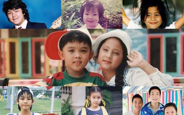Mono Talent Studio กุ๊กเกล พนิตภัทร ดาราตอนเด็ก ย้อนวันวาน วันเด็ก เก้า จิรายุ