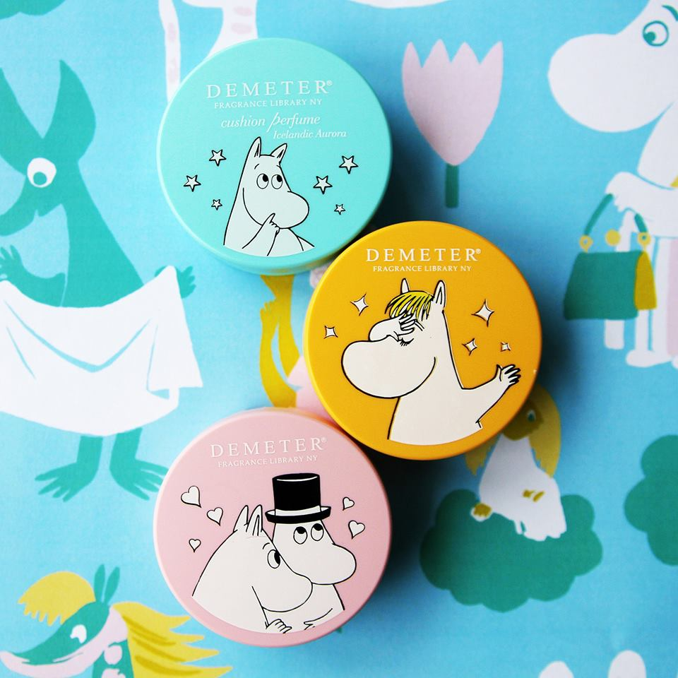 Demeter x Moomin Cushion Perfume-1