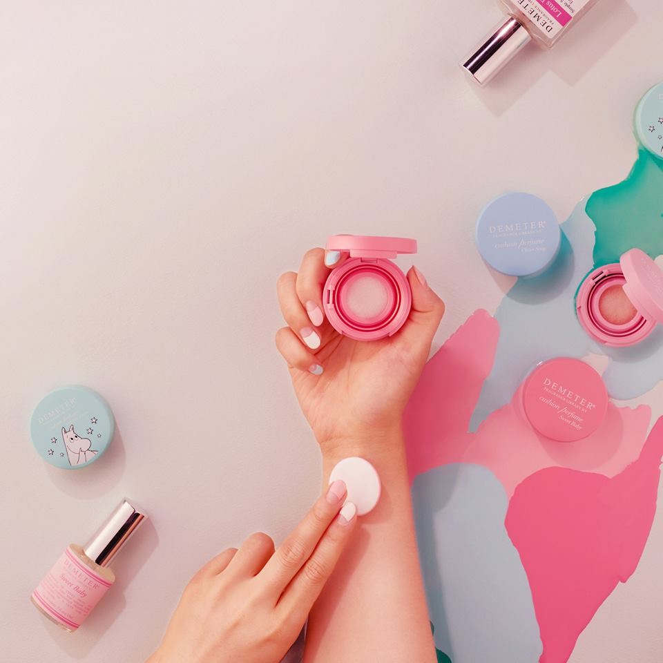 Demeter x Moomin Cushion Perfume-10