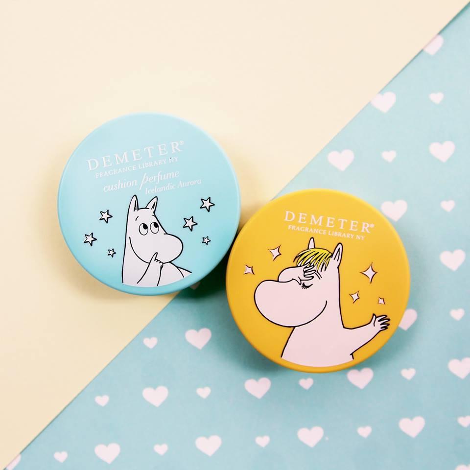 Demeter x Moomin Cushion Perfume-8