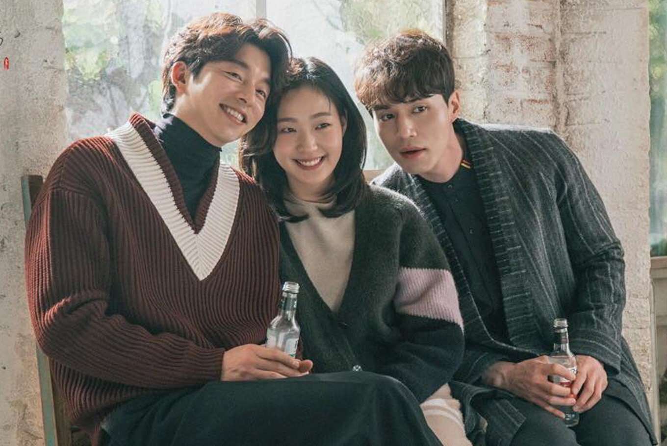 Goblin Gong yoo Lee Dong Wook เกาหลี