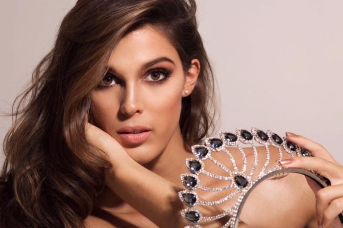 Miss Universe 2016 นางงาม มิสยูนิเวิร์ส อีริส มิตเตอร์แนร์