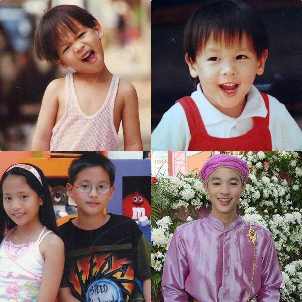 เจมส์ จิรายุ ตอนเด็ก
