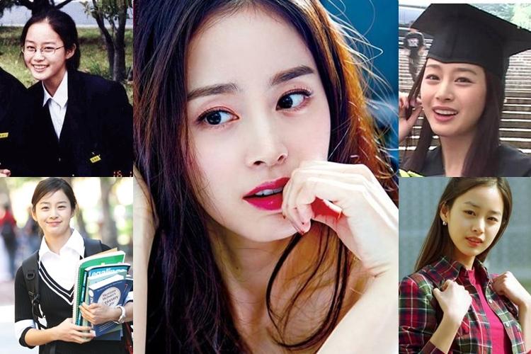 Kim Tae Hee คิมแตฮี ดาราตอนเด็ก ดาราเกาหลี มหาวิทยาลัยโซล