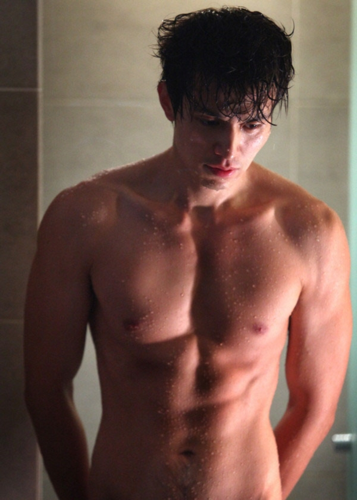 lee dong wook six pack (3)