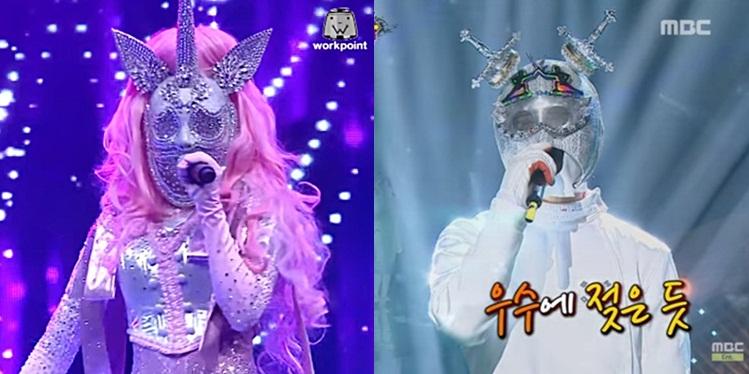 the mask singer korae vs thailand