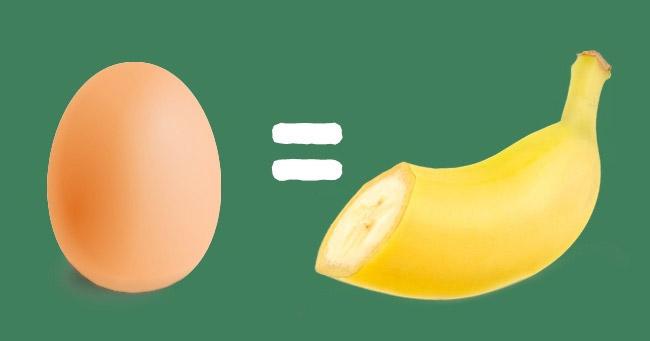 trick-egg-banana