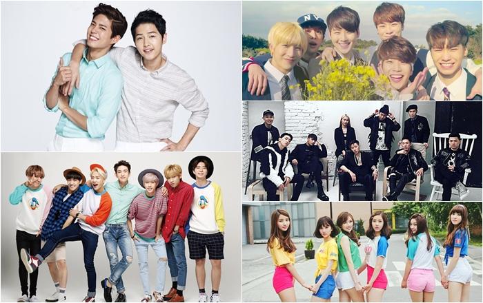 Concert Meeting ดาราเกาหลี เกาหลี ไอดอลเกาหลี