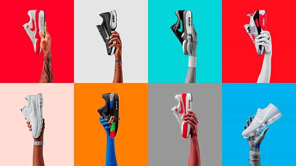 Flyknit ผลิตภัณฑ์ใหม่ รองเท้า ไนกี้