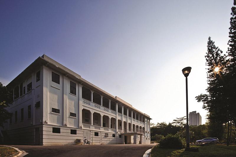 Gillman Barracks แหล่งรวมตัวของสายอาร์ตสุดฮิป