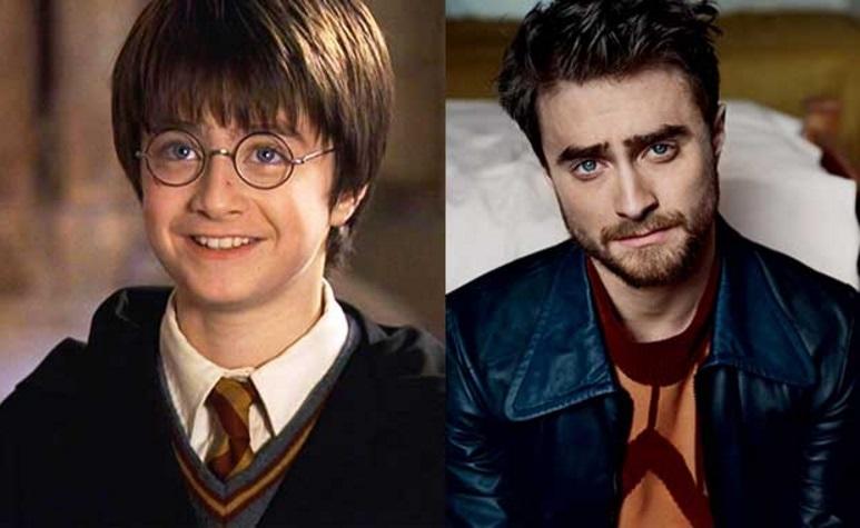 16 ปีผ่านไป กับการเปลี่ยนแปลงของนักแสดงหนัง แฮร์รี่ พอตเตอร์