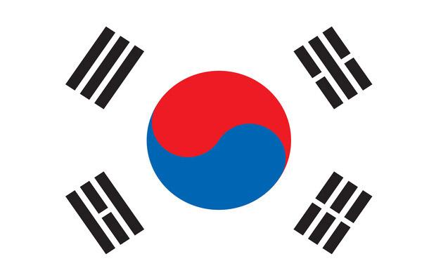 ธงประจำชาติเกาหลี