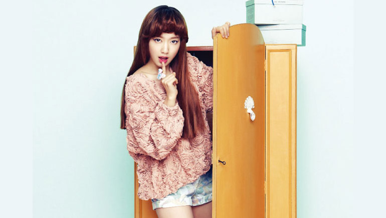 Park Shin Hye ปาร์คชินเฮ