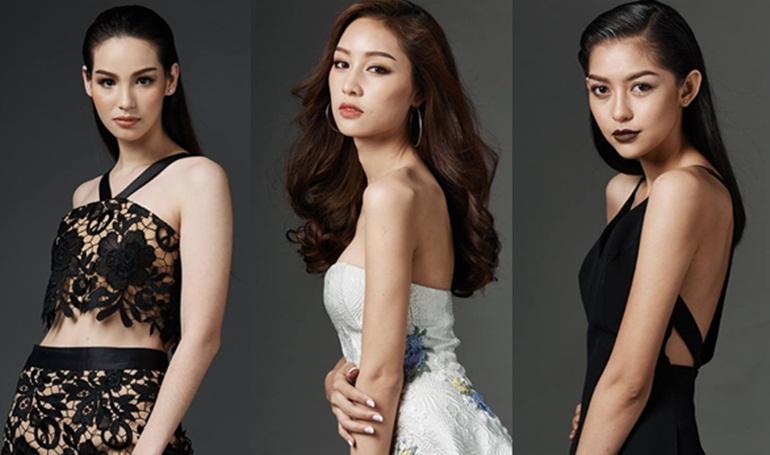 The Face Thailand นางแบบ เดอะเฟซไทยแลนด์