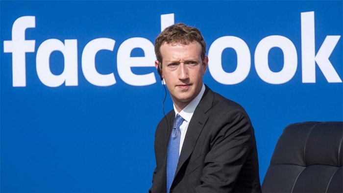 Facebook ปุ่ม Dislike