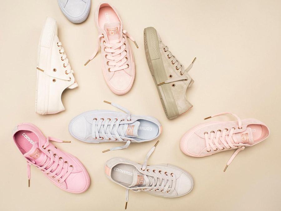 รองเท้า Converse Spring Blossom