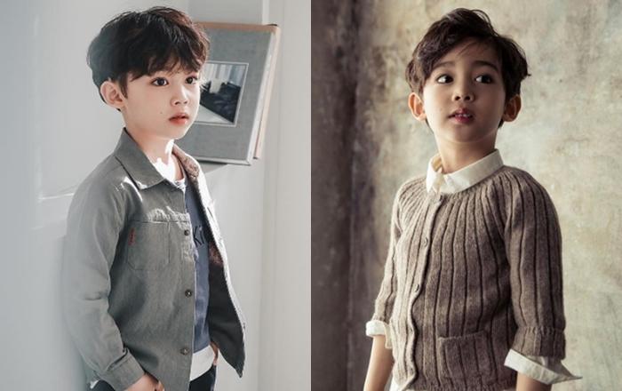 Lee Daamin นายแบบลูกครึ่ง นายแบบเด็ก นายแบบเด็กเกาหลี เกาหลี