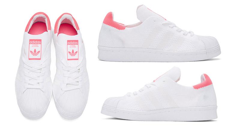 adidas KNIT shoes Superstar รองเท้า สนีกเกอร์
