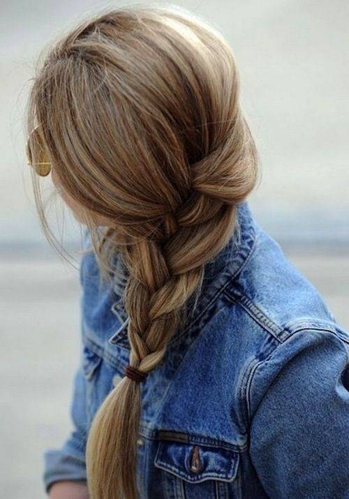Classic Loose Braid