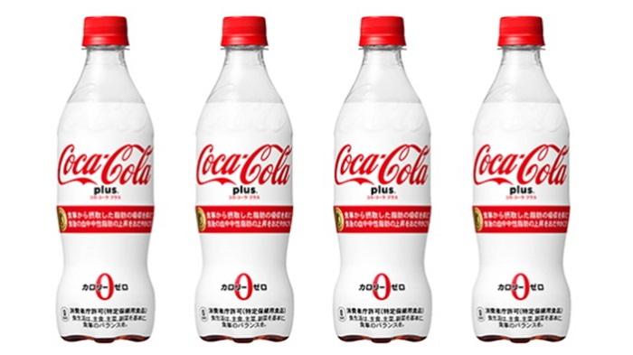 Coca-Cola Coca-Cola Asia Pacific Coca-Cola Plus