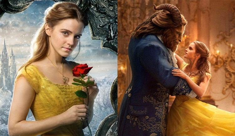 Beauty and the Beast Emma Watsons เอ็มม่า วัตสัน โฉมงามกับเจ้าชายอสูร
