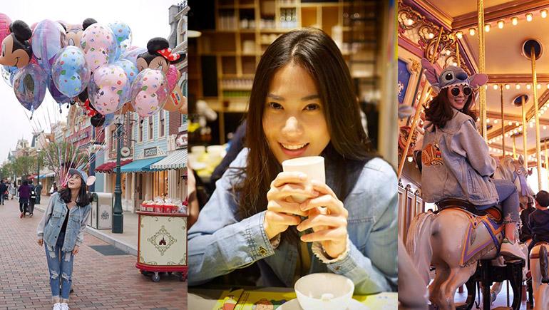 Mono Talent Studio กุ๊กเกล กุ๊กเกล พนิตภัทร เที่ยวฮ่องกง
