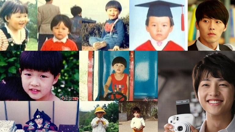 ดาราตอนเด็ก ดาราเกาหลี ไอดอล ไอดอลเกาหลีตอนเด็ก