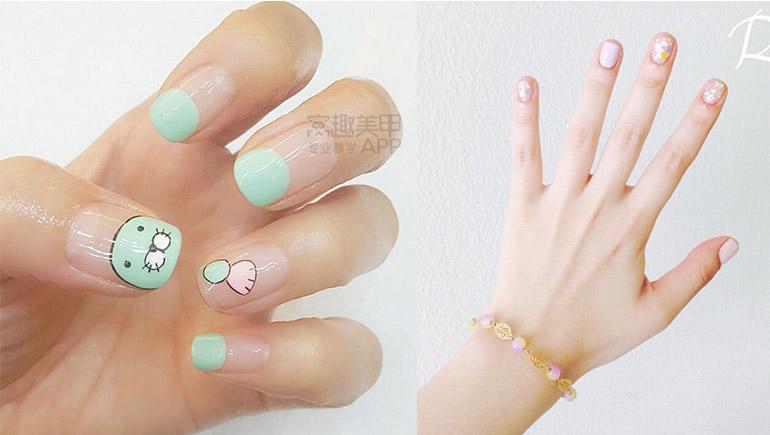 Nail_ideas nails ทาเล็บ สีเล็บ