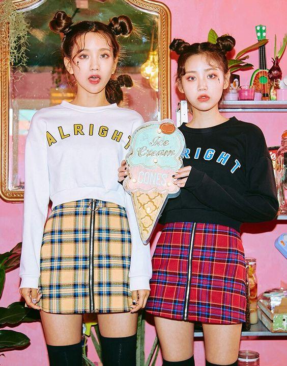 Twin Buns