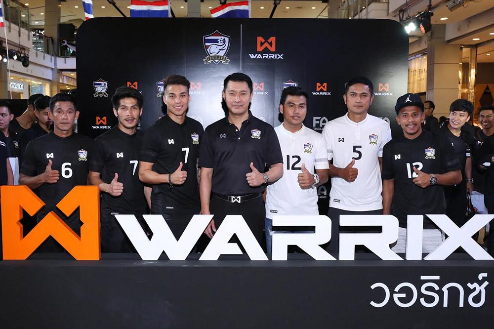 ชุดแข่งฟุตบอล ทีมชาติไทย