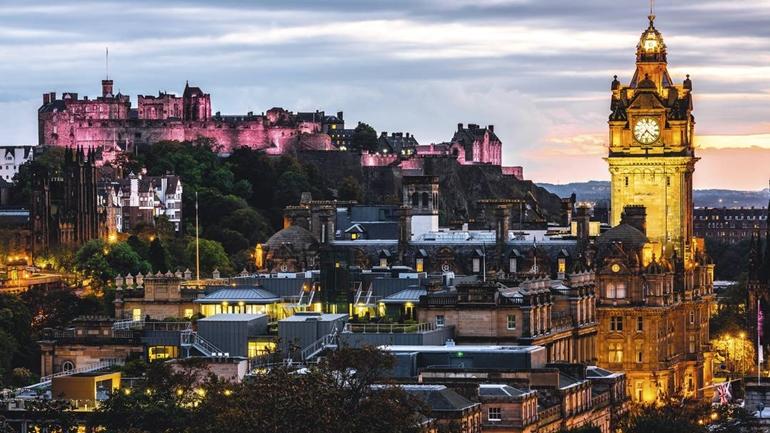 เอดินบะระ (Edinburgh), ประเทศสกอตแลนด์ (Scotland)