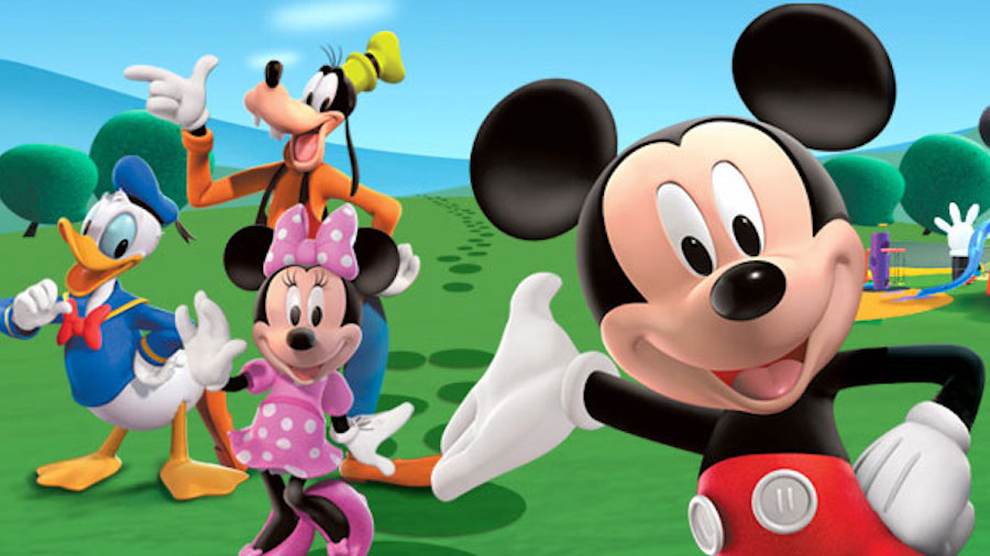 mickey mouse Walt Disney การ์ตูนดิสนีย์ ดิสนีย์