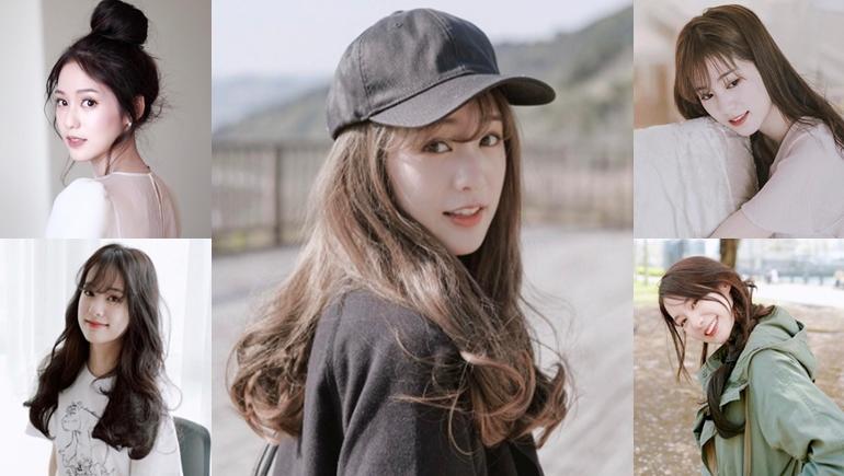 Influence Asia 2017 พิมฐา ฐานิดา มานะเลิศเรืองกุล สาวน่ารัก เน็ตไอดอล