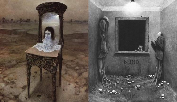 ฝันร้าย ภาพวาด ศิลปะ