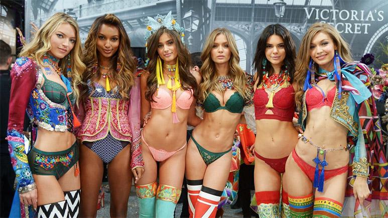 Victoria's Secret นางแบบ วิคตอเรียซีเคร็ท ส่วนสูง