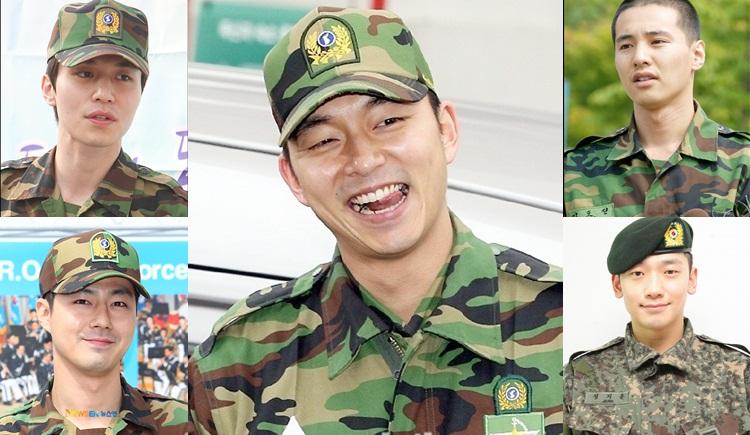 ดาราเกาหลี ทหาร ทหารหล่อ เกาหลี เกาหลีใต้ โอปป้า