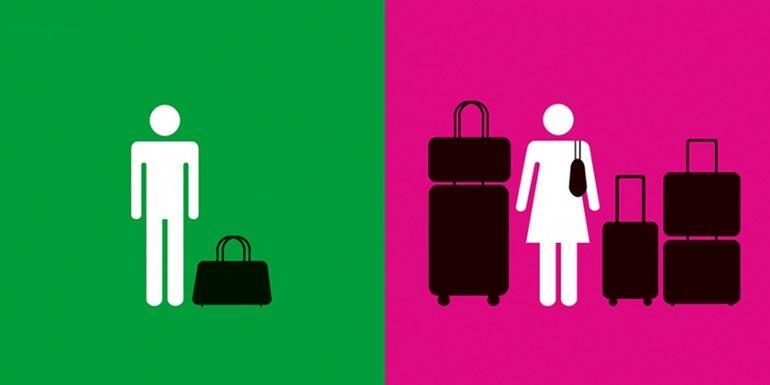 ความแตกต่าง ผู้ชาย ผู้หญิง