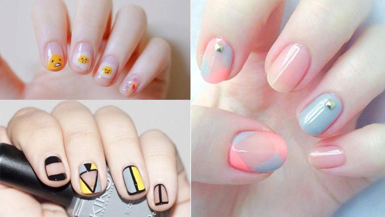 Nail_ideas nails ลายเล็บ