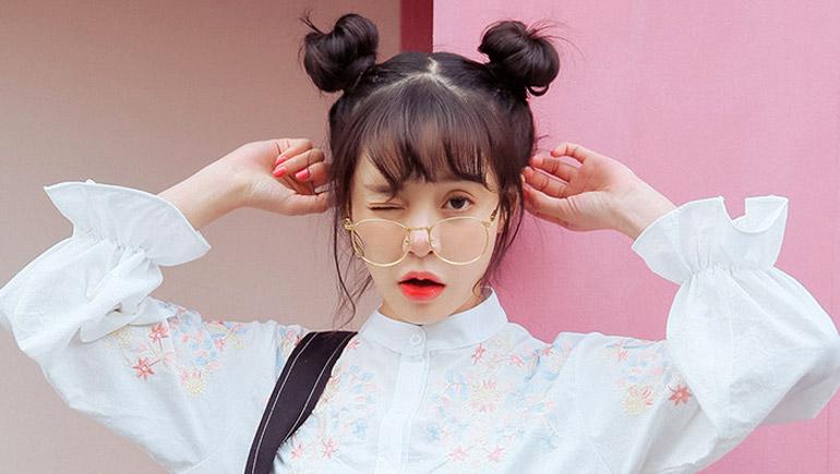 hair ทรงผม สาวเกาหลี