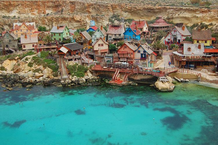ภาพสวย สวยที่สุดในโลก หมู่บ้านน่าอยู่ หมู่บ้านในเทพนิยาย