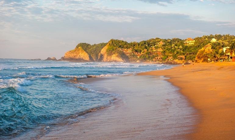 ชายหาด ทะเล สถานที่อันตราย สถานที่เที่ยวรอบโลก