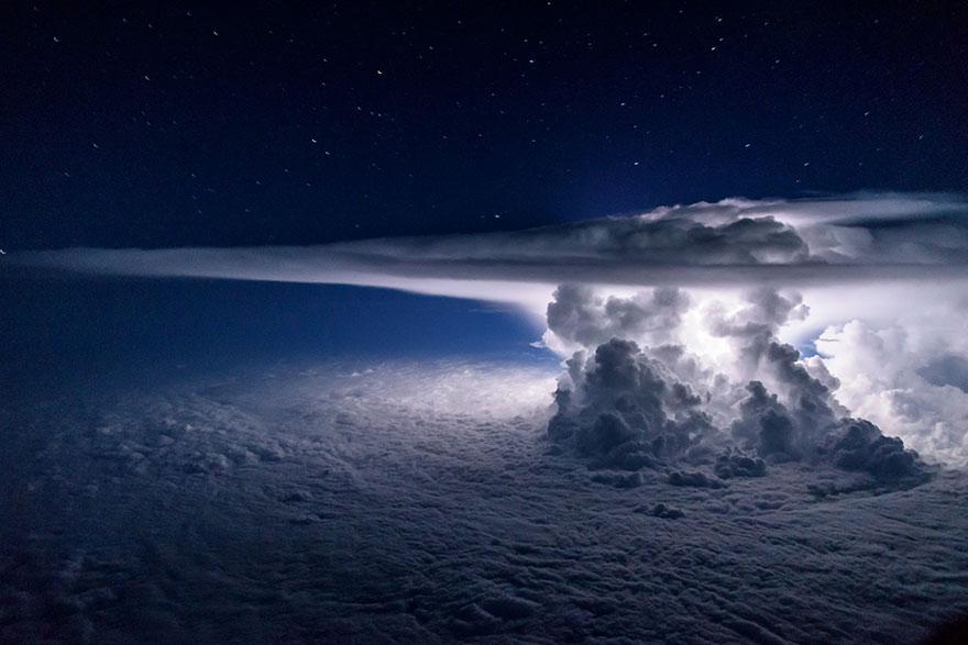 25 ปรากฏการณ์ธรรมชาติบนท้องฟ้า