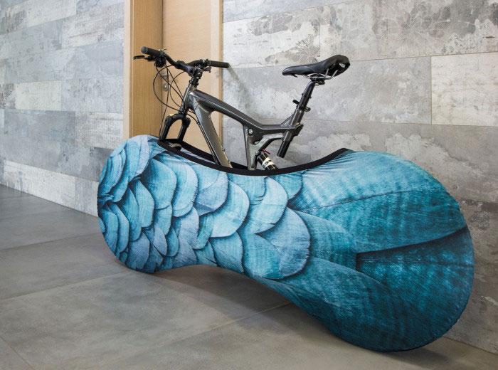 VELO SOCK Bicycle Storage Solution