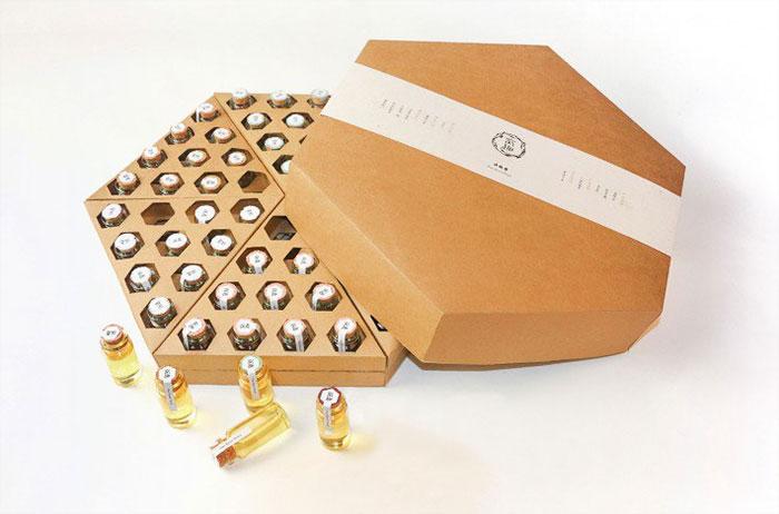 Honey packaging design Funny Honey