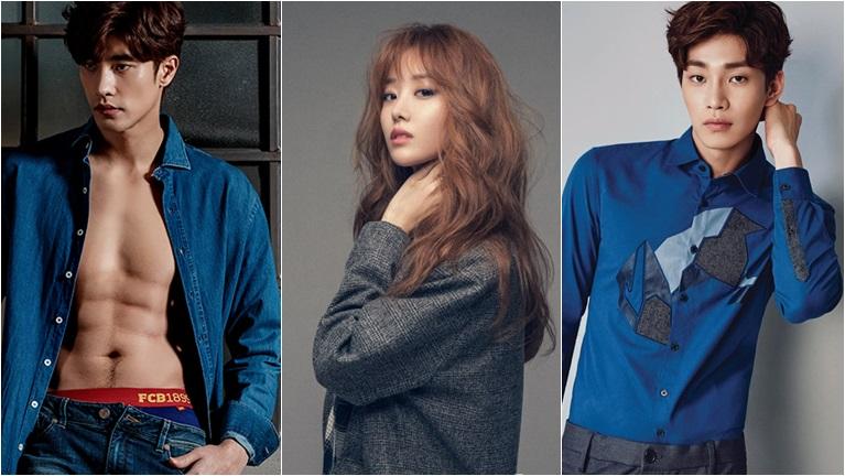 Kim Jae Young My Secret Romance Song Jieun Sung Hoon ซีรีส์เกาหลี ดาราชายเกาหลี นายแบบเกาหลี