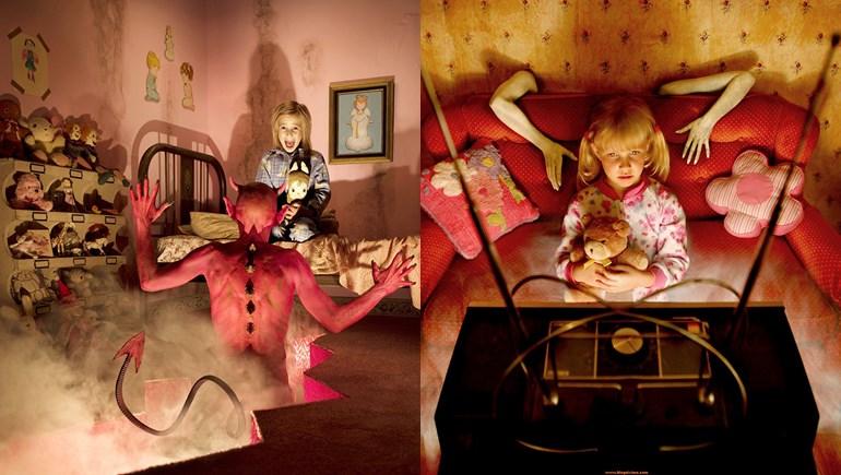 จะเกิดอะไรขึ้น? เมื่อคุณพ่อชวนลูกสาวตัวน้อย มาถ่ายภาพ