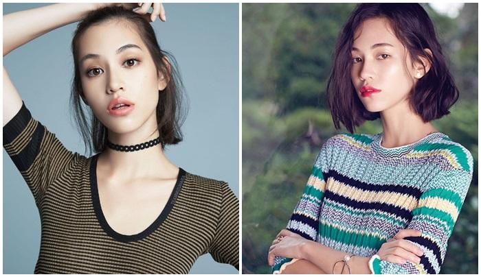 kiko mizuhara นางแบบเกาหลี นางแบบเอเชีย