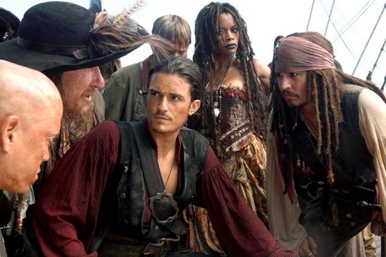 Pirates of the Caribbean คำคม จอห์นนี เดปป์ หนัง